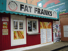 Fat Franks is closed!