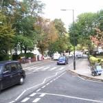 Abbey Road Crosswalk London