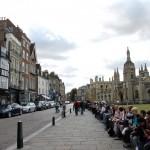 Cambridge Crowd