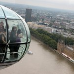 Tourist View on the Eye