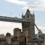 Tower Bridge from Towers of London