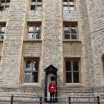 Guarding the Crown Jewels Building London