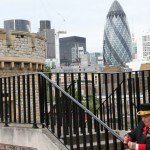Old and New at Towers of London