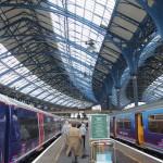 Train Terminal in Brighton