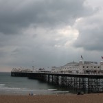 Clouds Over Brighton Pier