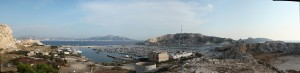 Marseille - Isle Fruele (Pano-Autostitch)