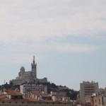 Notre-Dame de la Garde above Marseille
