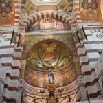 Interior at Notre-Dame de la Garde, Marseille