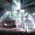 U2 Concert Claw
